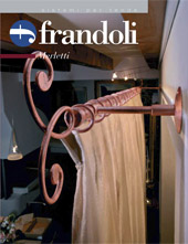 Merletti Line of wood curtain rods