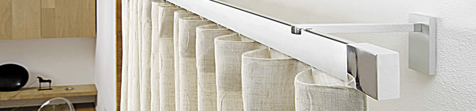 Window curtain rods hardware frandoli s r l - Pali per tende da interno ...